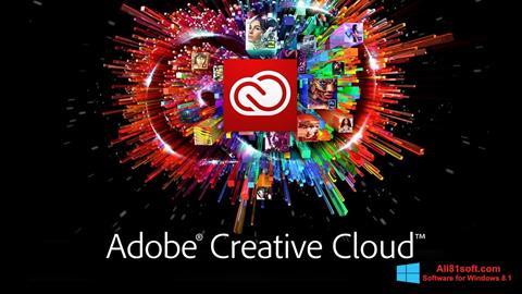 স্ক্রিনশট Adobe Creative Cloud Windows 8.1