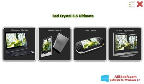 স্ক্রিনশট Bad Crystal Windows 8.1