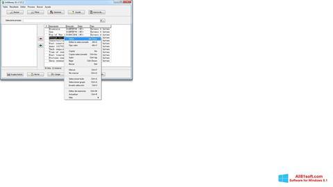স্ক্রিনশট ArtMoney Pro Windows 8.1