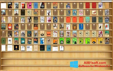 স্ক্রিনশট Bookshelf Windows 8.1