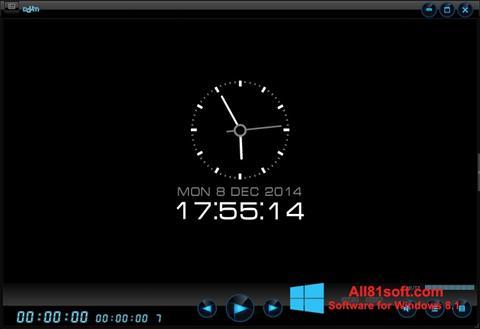 স্ক্রিনশট Daum PotPlayer Windows 8.1