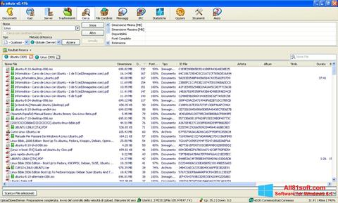 স্ক্রিনশট eMule Windows 8.1